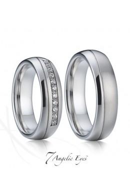 Snubní prsten 001 - Julie