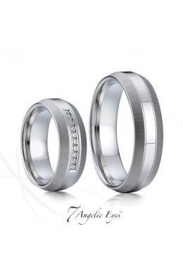 Snubní prsten 002 - Ceasar
