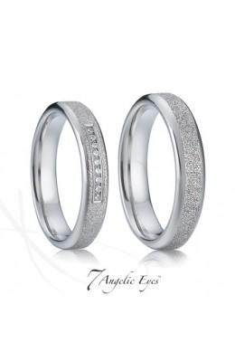 Snubní prsten 003 - Krasomila