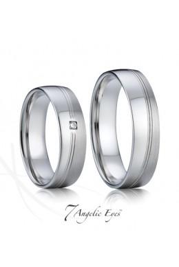 Snubní prsten 005 - Mahulena