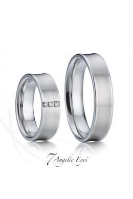 Snubní prsten 006 - Eva