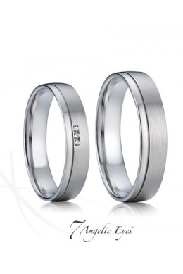 Snubní prsten 009 - Taťána