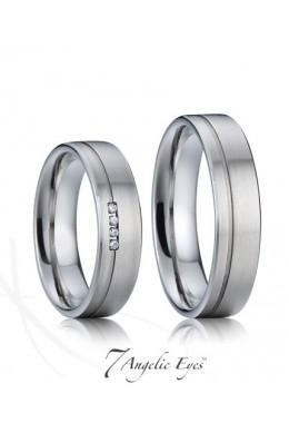 Snubní prsten 010 - Mariana