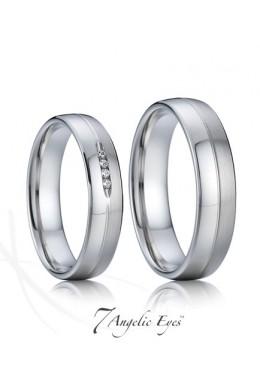 Snubní prsten 011 - Rose