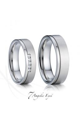 Snubní prsten 012 AG -Guinevera