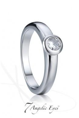Zásnubní prsten 014 - Vivien