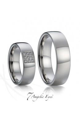 Snubní prsten 016 - Lucie