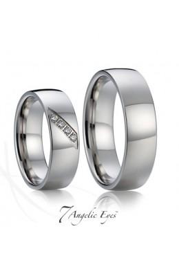 Snubní prsten 017 - Isolda