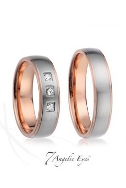 Snubní prsten 018 - Kate
