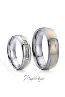 Snubní prsten 020 - Angelina