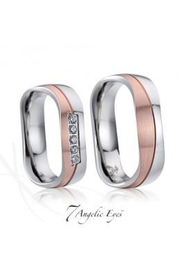 Snubní prsten 021 - Napoleon