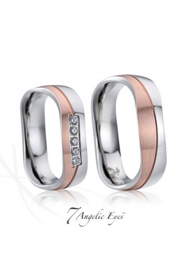 Snubní prsten 021 - Josefína