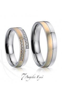 Snubní prsten 022 - Victorie