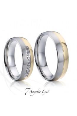 Snubní prsten 023 - Eliška