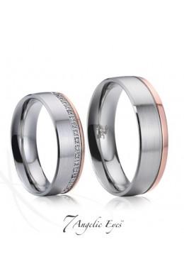 Snubní prsten 024 - Euridika