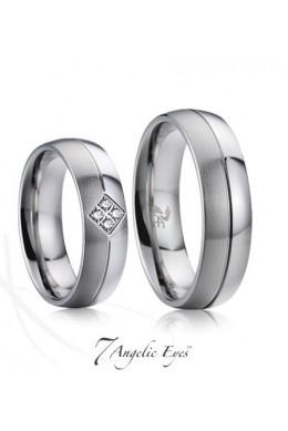 Snubní prsten 025 - Yoko Ono