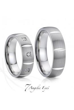 Snubní prsten 026 - Vilém