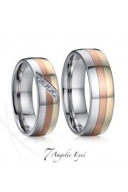 Snubní prsten 027 - Bella
