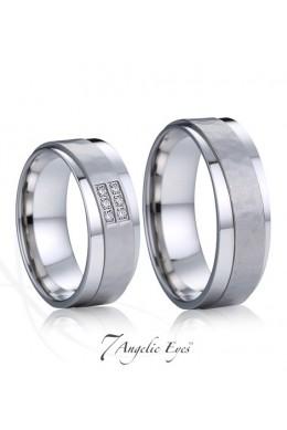 Snubní prsten 028 - Lori