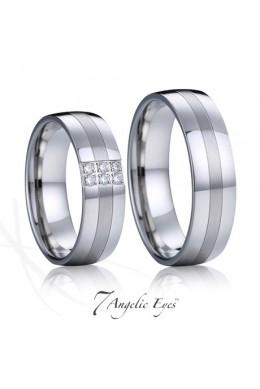 Snubní prsten 031 - Jeanne