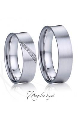 Snubní prsten 032 AG - Frida