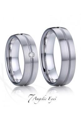 Snubní prsten 033 AG - Lara