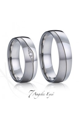 Snubní prsten 035 - Quasimodo