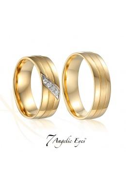 Snubní prsten 036 Perseus velikost 61