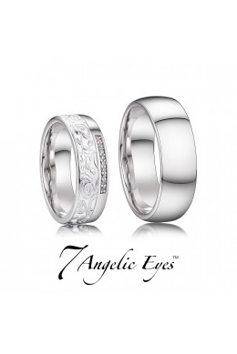 Snubní prsten 038 AG - Harry