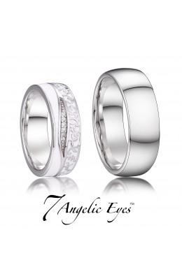 Snubní prsten 039 AG - Ron