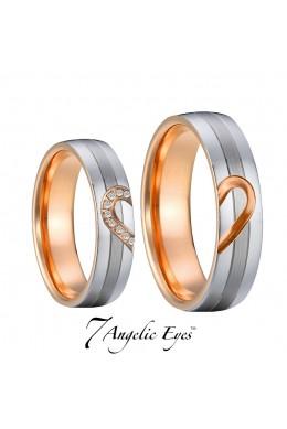 Snubní prsten 040 - Darcy