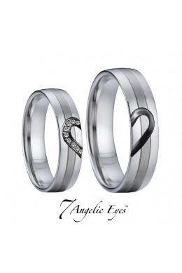Snubní prsten 041 - Frances