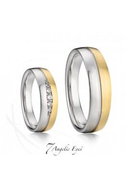 Snubní prsten 042 - Elena