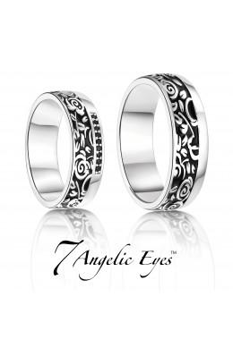 Snubní prsten 043 - Mila