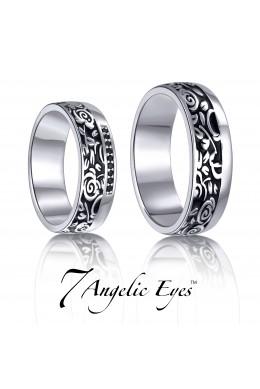 Snubní prsten 043 - Ashton